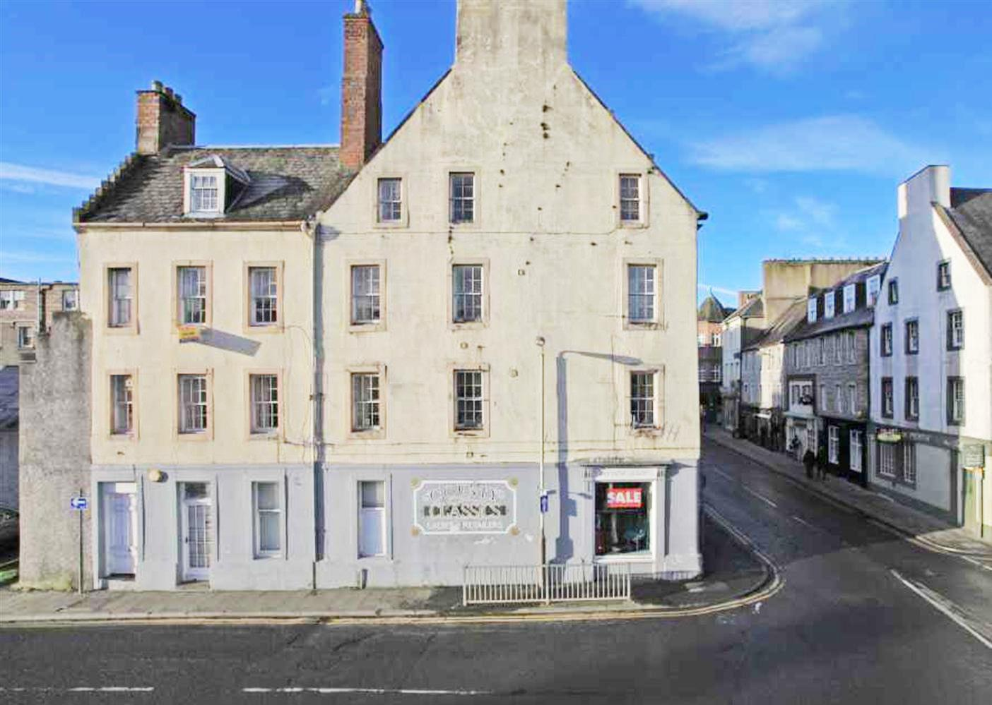 Flat 4, 10, South Street, PERTH, Perthshire, PH2 8PG, UK